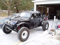 VW+Baja+Build | VIN: 55555555555 - Volkswagen 1968 VW Baja Bug Pre Runner