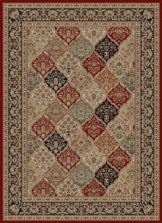 Tayse Rugs Sensation Collection 4770 Oriental Rug - >>> Find out more details by clicking the image (This is an amazon affiliate link. I may earn commission from it)