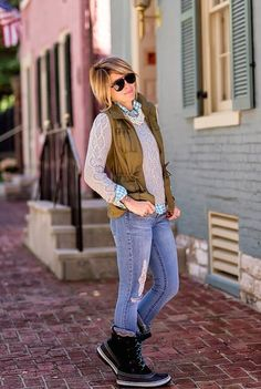 Love this outfit from Seersucker and Saddles...via ClosetSpace