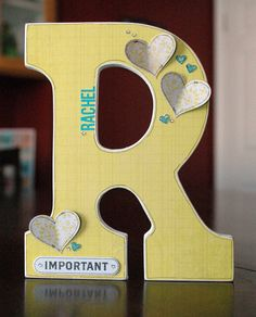 #DIY personalized #decor made with Farmhouse Paper 302 Collection #scrapbookSTEALS #crafts