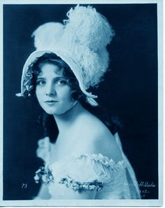 "Olive Thomas in ""The Flapper"" - Silent Hall of Fame"