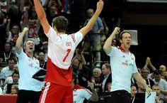 SIATKÓWKA FIVB MISTRZOSTWA ŚWIATA 2014 POLSKA BRAZYLIA (Trener reprezentacji Polski Stephane Antiga)