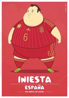 Fat Players - FIFA World Cup   DerTypvonNebenan.de