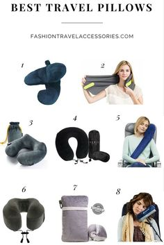 Find out the Best Travel Pillow & Neck Support Pillow for pain before you travel. Perfect for short & long flights, road trips, airplanes and anywhere. Travel Pillow Airplane, Neck Pillow Travel, Travel Pillows, Neck Support Pillow, Support Pillows, Best Travel Pants, Best Neck Pillow, Sleeping On A Plane, Best Travel Accessories