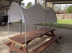 Covered wagon table - Sheriff Callie's Wild West Party (pic only) Rodeo Party, Cowboy Birthday Party, Horse Party, Cowgirl Party, Pirate Party, Wild West Theme, Wild West Party, Cowboy Theme, Western Theme