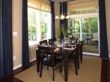 Dining Room Already Have Dark Set Floor Tan Walls Get Blue