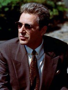Al Pacino. The Godfather Part III (1990)