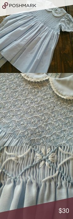 24M NWOT Feltman Bros Hand Embroidered Dress Made in the Philipines. Machine wash warm. Stunning embroidery work. Your princess will look just beautiful in this exquisite Feltman Bros dress. Feltman Bros Dresses