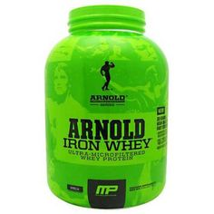 Arnold By Musclepharm Iron Whey From $ 30.52