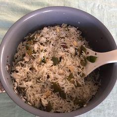 how to make rice chapati