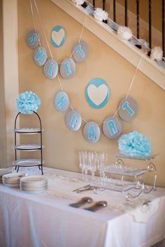 1000 images about tuisbly troues on pinterest wedding for Home wedding reception decorations