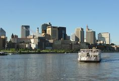 Sightseeing cruise aboard a Padelford Riverboat in St. Paul, MN. Daily Noon & 2pm June through August.