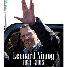 Leonard Nimoy, Mr. Spock of Star Trek fame, dies at age 83