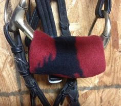 Review: Britonne Saddle Savers Products | Velvet Rider Bit Warmer
