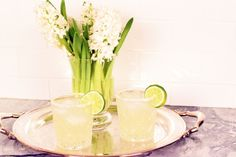 Simply Fresh Margarita Recipe | http://timelesstasteblog.com | #TimelessTaste #MargaritaRecipe