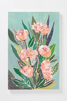 Flowers For Bobbsie By Lulie Wallace #anthropologie