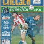 Fedeli alla tribù: Chelsea – Vicenza 1998 » Football a 45 giri | Football a 45 giri