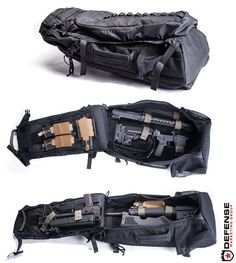 Coolest Gun carry pack I've seen