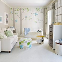 Nursery Ideas Unisex Design Ideas, Pictures, Remodel and Decor