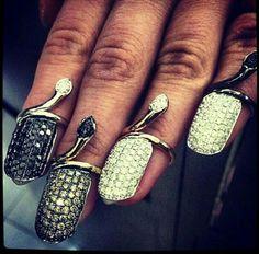 Nail rings!!!