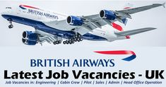 British Airways Jobs English Airways is a full administration worldwide aircraft, offering year-round low charges with a broad worldwide. Cabin Crew Salary, Cabin Crew Jobs, British Airways Cabin Crew, Self Employed Jobs, Oil Rig Jobs, Airline Cabin Crew, Care Jobs, Driving Jobs, Good Paying Jobs