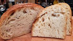 Kenyérsütés otthon / Szoky konyhája / Artisan Bread Recipes, Hungarian Recipes, Baked Goods, Baking, Youtube, Food, Bagels, Breads, Healthy Food