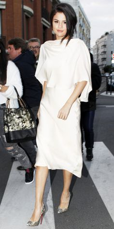 15 Times Selena Gomez Has Stepped Out Looking Really, Really Good - In a LWD  - from InStyle.com