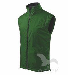509 Vesta pánska Body Warmer adler 06 fľaškovo zelená