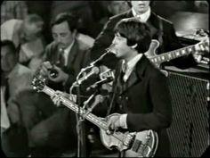 Beatles - Yesterday (live) 1966