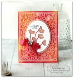 Taylored Expressions: Blog Design Team: A Well-Stocked Card Pantry