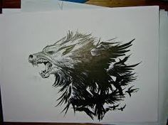 """Résultat de recherche d'images pour """"wolf tattoo tumblr"""""""