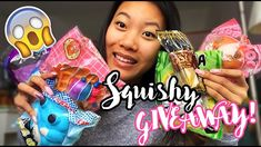 HUGE SQUISHY GIVEAWAY!! 2017 EDITION *open* - YouTube