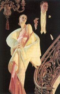 .cartel. Art And Illustration, Illustrations Vintage, American Illustration, Retro Poster, Poster Vintage, Art Nouveau, Jc Leyendecker, Kunst Poster, Art Vintage