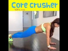 Quick Core Crusher Workout