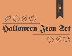 Cute Halloween icons.Trick or Tweet :)Download for free.