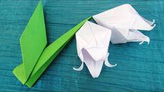 Origami : Fleur de Muguet