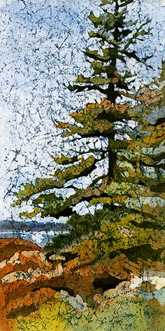 Lone Pine #3 by Krista Hasson