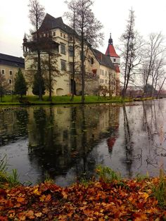 Castle Blatna Prague Spring, Monuments, Czech Republic, Natural, Places To See, Cathedral, Manor Homes, Around The Worlds, Tower