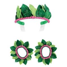 lilo costumes for adults   brand new lilo bracelet es anklets and crown headband from lilo and ...