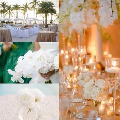 Loving this Florida wedding that we were thrilled to be a part of. Thank you to everyone involved for bringing Alison & Jaime's vision to reality! #sparkle #sunshine #eventdesigner #flowers #phalaenopsis #orchids #gold #classic #elegance #destination #team #work #love #wedding #palm #trees by bastilleflowersnyc
