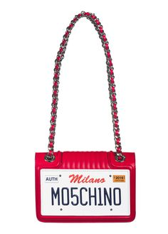 We could do something with this too                                    Moschino RTW Spring 2016