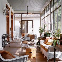 In Good Taste: Ken Tate - Design Chic #Homes #Garden #Porches