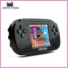 2016 NEW HOT Childhood Classic Game With 168 Games 3.0 Inch 8-Bit PVP Portable Handheld Game Console