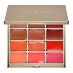 stila Exclusive Convertible Color Palette #NewatSephora #lips