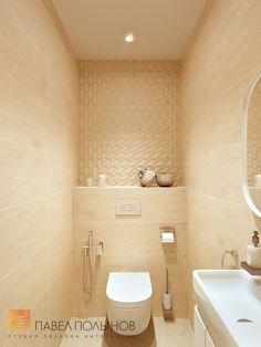 Фото дизайн санузла из проекта «Дизайн квартиры 70 кв.м. в современном стиле, ЖК «Новомосковский»»