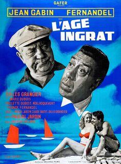 L'AGE INGRAT