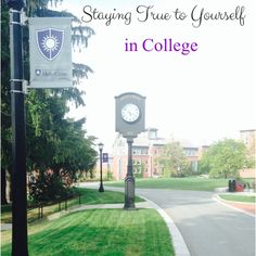 Staying True to Yourself in College — The College LifeStylist