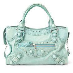 Balenciaga Maldives Giant Brogues Handbag
