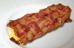 The ultimate bacon wrap.