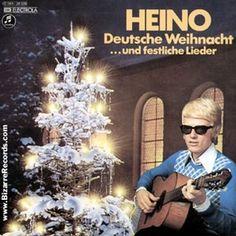 Worst Christmas Album Cover Ever? HEINO sings Deutsche Weinacht...und festliche Lieder!